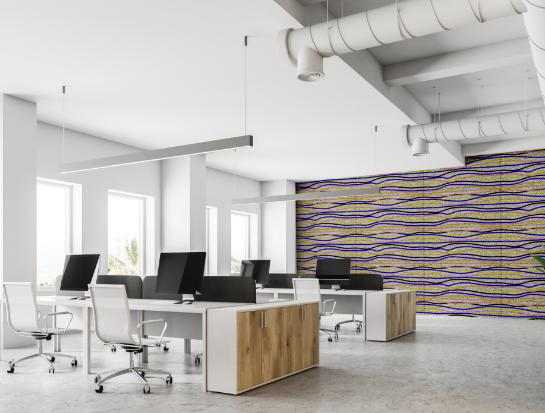 Organic - modern working area